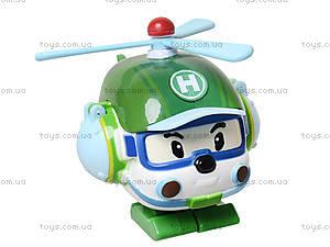 Игрушечный трансформер-транспорт Robocar Poli, 8188A, toys.com.ua