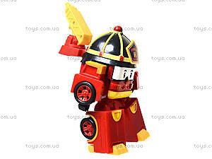 Игрушечный трансформер-транспорт Robocar Poli, 8188A, іграшки