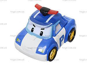 Игрушечный трансформер-транспорт Robocar Poli, 8188A, детский