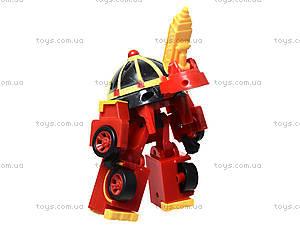 Игрушечный трансформер-транспорт Robocar Poli, 8188A, набор