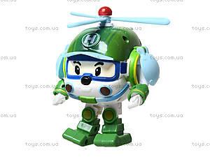 Игрушечный трансформер-транспорт Robocar Poli, 8188A, купити