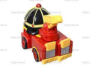 Игрушечный трансформер-транспорт Robocar Poli, 8188A, игрушка
