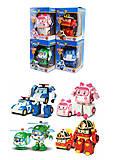 Трансформер-машинка «Robocar POLI», 8189, купить