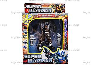 Детский трансформер-транспорт «Суперробот», 89399, цена