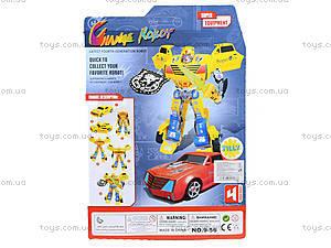 Детская игрушка «Трансформер транспорт», 9-56, отзывы