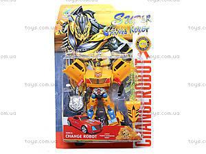 Детская игрушка «Трансформер транспорт», 9-56, цена