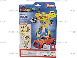 Детская игрушка «Трансформер транспорт», 9-56, toys.com.ua