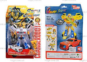 Детская игрушка «Трансформер транспорт», 9-56, toys