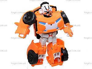 Игрушечный трансформер - транспорт «TOBOT», DB103XY, игрушки