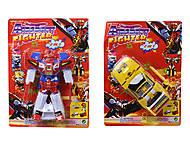 Детский трансформер-транспорт для игры, E111-2-3