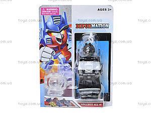 Детская игрушка-трансформер для детей «Транспорт», JL15055, цена