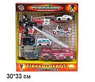 Трансформер-транспорт «Пожарный набор», 2000-11, фото