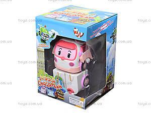 Трансформер-транспорт Robocar Poli, 83169-72-4, магазин игрушек