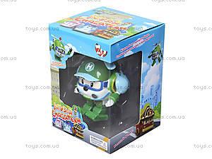 Трансформер-транспорт Robocar Poli, 83169-72-4, іграшки