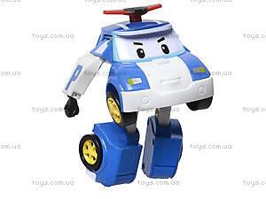 Трансформер-транспорт Robocar Poli, 83169-72-4, детский