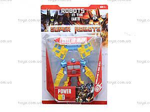 Игрушка для детей «Трансформер-транспорт», SD-106, купить