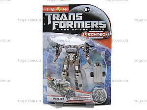 Трансформер для мальчика «Транспорт», X1201A, отзывы