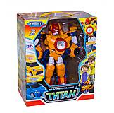 Трансформер ТИТАН 2 в 1, 504, игрушки