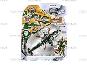 Металлический трансформер-вертолет, KY80306R-4, купить