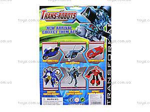 Трансформер игровой Super Machine, 1402, фото