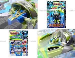 Трансформер игровой Super Machine, 1402