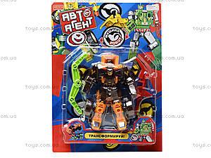 Игрушечный трансформер «Машина-робот», ZYB-B0234, купить