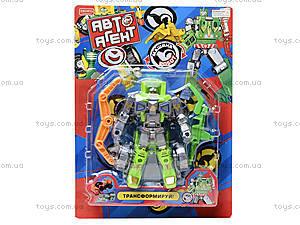 Игрушечный трансформер «Машина-робот», ZYB-B0234, фото