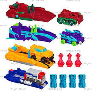 Игрушка «Трансформеры, Бот Шоты» с запускающим устройством, A2581, фото