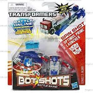 Игрушка «Трансформеры, Бот Шоты» с запускающим устройством, A2581