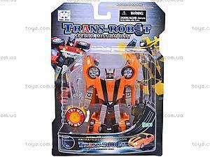 Трансформеры для детей, 6 видов, 10806