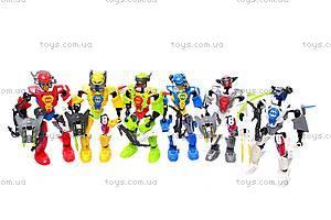 Трансформеры Hero, F1306-7, детские игрушки