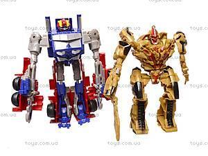 Трансформеры игрушечные в наборе, D622-E107, цена