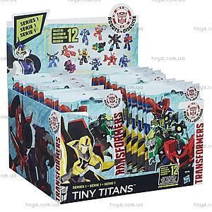 Мини-трансформер «Мини Титаны», B0756, цена