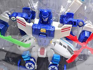 Трансформеры Robo Cars, 5904, отзывы