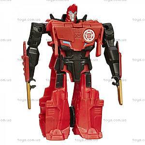 Трансформер «Роботс ин Дисгайс Уан Степ», B0068, купить