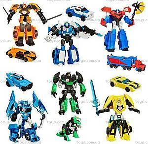 Игрушечные трансформеры Robots in Disguise Warriors, B0070, фото