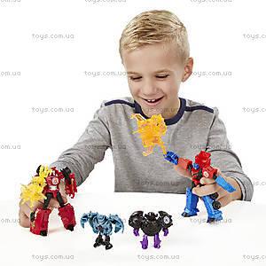Детские трансформеры «Роботы под прикрытием: Миниконы Бетл-Пекс», B4713, фото