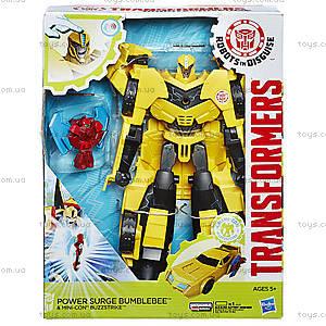 Трансформеры роботы под прикрытием «Заряженые Герои», B7067, купить