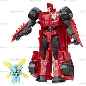 Трансформеры роботы под прикрытием «Заряженые Герои», B7067, отзывы