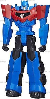 Игрушечный трансформер «Титаны герои», B0760, фото
