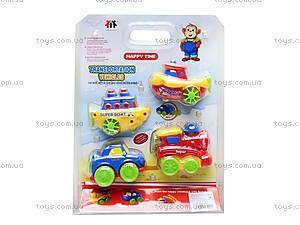 Заводные игрушки «Транспорт», 120-10, игрушки