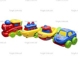 Заводные игрушки «Транспорт», 120-10, магазин игрушек