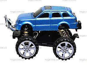 Инерционный джип «Большие колеса», 399-2951, отзывы