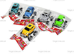 Инерционный джип «Большие колеса», 399-2951, игрушки