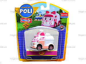 Металлические модели машинок Robocar Poli, 83160-83163, купить