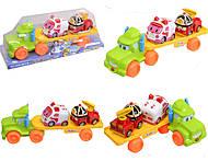 Транспортный набор игрушек «Robocar POLI», 889A