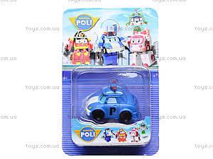 Игрушечный транспорт «Робокар Поли», 896501, фото