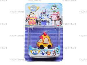 Игрушечный транспорт «Робокар Поли», 896501, детские игрушки