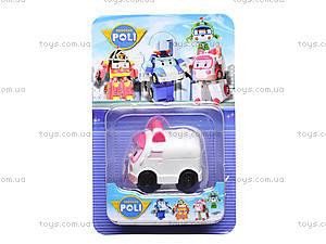 Игрушечный транспорт «Робокар Поли», 896501, магазин игрушек
