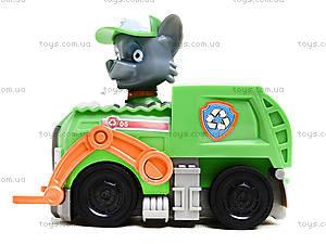Игрушечный транспорт Paw Patrol, JD-802ABCDEFG, toys.com.ua